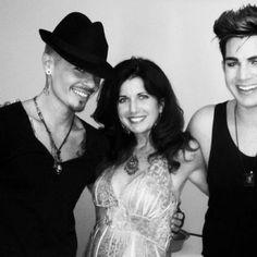 Adam , mom and Sauli