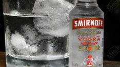 What is the best way to cool off with a drink in the harsh summer heat? Vodka, on ice (not coming to any theater) Tub Of Butter, Bundaberg Rum, Vodka Bar, Fine Wine And Spirits, Tooth Pain, Ice Molds, Mini Bottles, Smirnoff, N21