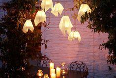 Garden Lights. Gloucestershire Resource Centre http://www.grcltd.org/scrapstore/