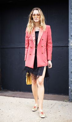 The Freshest Outfit Ideas From Top Fashion Editors via @WhoWhatWear