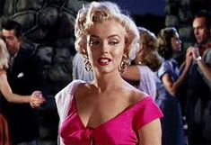 Image result for pink haired marilyn monroe