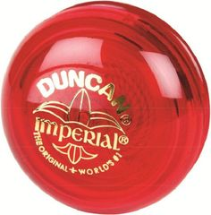 Genuine Duncan Imperial Yo-Yo Classic Toy - Red The Duncan Imperial Yo-Yo is the original and best selling Looping Yo-Yo of all time. Yo-yo players have depended on Duncan's performance and quality fo