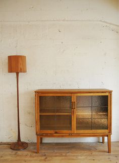 TRUCK FURNITURE : 125. GATTO GLASS CABINET