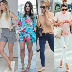 💡DICA DAS BOAS: Sapato nude! Toda mulher deve ter um sapato nude no armário pois é um CURINGA, combi - elianecalcadosbarra