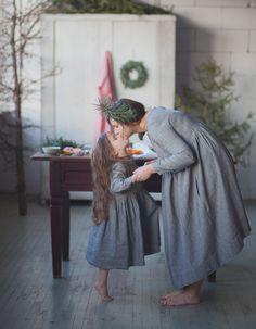 Eerbare kleding. Kledingmerk Son de Flor. Modest clothing. Clothing brand Son de Flor. #mother #daughter #love
