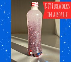 Victoria Day: Fireworks Crafts {Roundup} - The Inspired Home