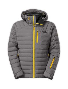 Built for Alaska-level cold, The North Face Point It Down jacket boasts a Gore WINDSTOPPER® shell and water-resistant down. - Sports et équipements - Ski - The North Face North Face Women, The North Face, Outdoor Outfit, Outdoor Gear, Sport Wear, Vest Jacket, Hooded Jacket, North Face Jacket, Costume
