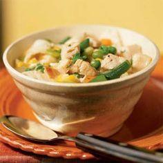 Quick Chicken and Dumplings | MyRecipes.com
