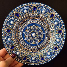 1 million+ Stunning Free Images to Use Anywhere Mandala Art, Mandala Rocks, Mandala Drawing, Mandala Painting, Dot Painting, Mandala Design, Point Paint, Free To Use Images, Painted Plates