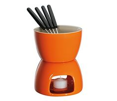 Cillo Chocolate Fondue Set Color: Orange Reviews - http://cookware.everythingreviews.net/14164/cillo-chocolate-fondue-set-color-orange-reviews.html