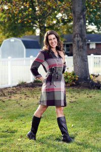 Thursday Fashion Files Link Up #284 – The Cutest Thanksgiving Dress