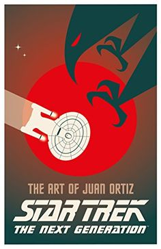 Titan Books - Star Trek - The Next Generation: The Art of Juan Ortiz - Juan Ortiz Star Trek Posters, Movie Posters, Star Trek Games, Star Trek Birthday, New Star Trek, Star Trek Series, Black Light Posters, Love Stars, 30th Anniversary