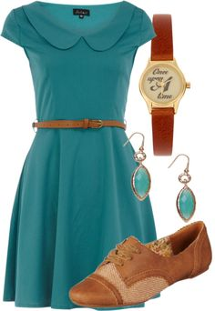 """""""Teacher Outfits on a Teacher's Budget"""" by allij28 on Polyvore"""