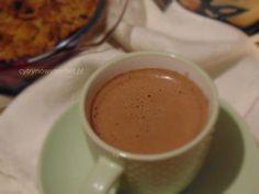 Gorąca czekolada z daktylami