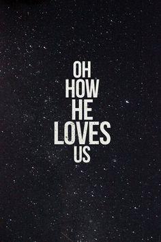 Nos ama!