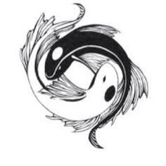 Pisces Ying Yang  matching tattoo for me and my BFF bc we are both pisces