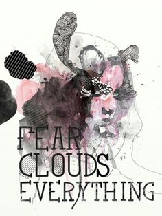 My dead pony - FEAR CLOUDS EVERYTHING