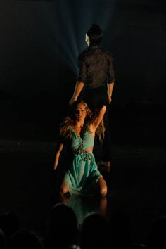 """Top 16 contestants Lindsay Arnold and Cole Horibe perform a Contemporary routine to """"Wild Horses"""" choreographed by Mandy Moore on SO YOU THINK YOU CAN DANCE."""