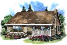 House Plan 18-1039