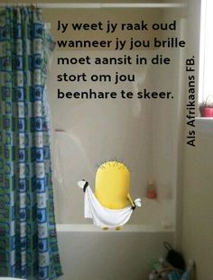 Afrikaanse Quotes, Funny Clips, Pansies, Great Quotes, Cool Words, Minions, Jokes, Touch, Thoughts