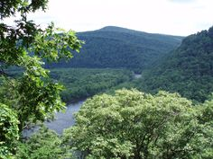 The scenic Laurel Highlands, home to PSP Trooper First Class Jim Duncan,