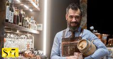 Os lugares por onde gosta de andar Daniel Carvalho, o chefe de bar do The Royal Cocktail Club, no Porto, que em 2017 foi eleito Barman do Ano http://visao.sapo.pt/actualidade/visaose7e/sair/2018-01-08-O-Gosto-dos-Outros-.-Daniel-Carvalho  face