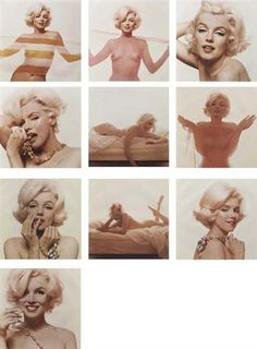 BERT STERN Marilyn Monroe (The Last Sitting)