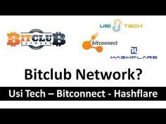 Bitclub Network | Usi Tech | Bitconnect | Hashflare | Greek 😜