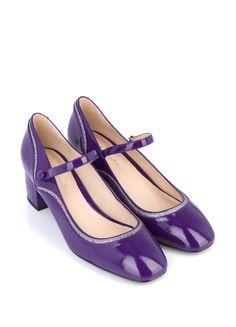 Escarpin ALBA Violet - FEMME