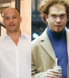 Photo : Vin Diesel et son frère jumeau Paul Vincent