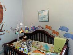 noah's ark nursery decor ideas Decorative Bedroom Noahs Ark Nursery, Noahs Ark Theme, Nursery Themes, Nursery Decor, Nursery Ideas, Baby Boy Rooms, Kids Rooms, Dream Baby, Rainbow Baby