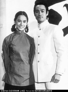 bruce lee wife | Bruce lee and his wife(3)