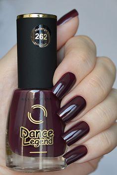 Melange : №262 Dance Legend, Nail Colors, Hair Beauty, Nail Polish, Nail Art, Nails, Pretty, Sexy, Finger Nails