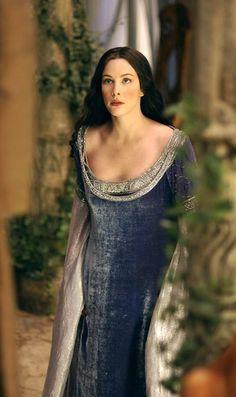 Luxury Wedding Dress, Elegant Wedding Dress, Elegant Dresses, Wedding Dresses, Bridesmaid Dresses, The Lord, Lord Of The Rings, Lord Rings, Liv Tyler