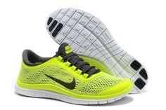 917074aeac2e Chalcedony Dragon Volt Lace Mens Nike Free 3.0 V5 Volt Dark Grey White Shoes  Nike Free