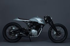 Hero Honda Karizma 'Sliver' by Mean Green Customs