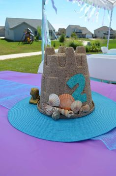 Mermaid Birthday Party Ideas | Photo 6 of 67 | Catch My Party