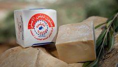 Натуральное мыло Nablus традиционное в бумажной упаковке Olive Oil Soap, Bar Soap, The 100, Moisturizer, The Originals, Natural, Food, Traditional, Business