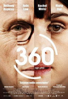 360. Starring Anthony Hopkins, Jude Law and Rachel Weisz. Release Date: August 3. www.itunes.apple.com/us/app/ifilmfanatic/id505386256?mt=8