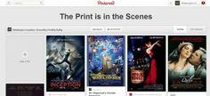 Movies with Print   A Collection - Washington Graphics LLC