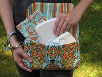 Cute Diaper clutch