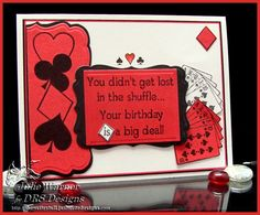 Big Deal Birthday by justwritedesigns - Cards and Paper Crafts at Splitcoaststampers
