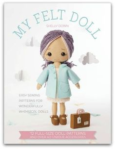 Book Review: My Felt Doll by Shelly Down
