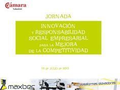 plataformas-elevadoras-maxber-y-la-responsabilidad-social-empresarial by Plataformas Elevadoras Maxber via Slideshare