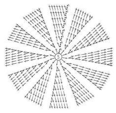 Оригинальные коврики крючком 6