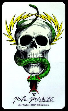 Powell Peralta Mike McGill