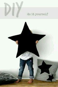 Csillag párna