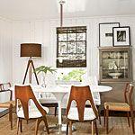Modern Midcentury Dining Room