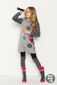 Ropa para niñas: Vestidos, Leotardos, Botas de agua