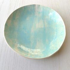 Elephant Ceramics Aqua Bowl #16 #lifeinstyle #greenwithenvy
